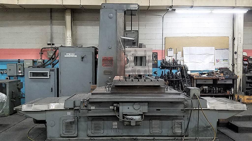 DEVLIEG-43K-72-Spiramatic-4-CNC-Jig-Mill