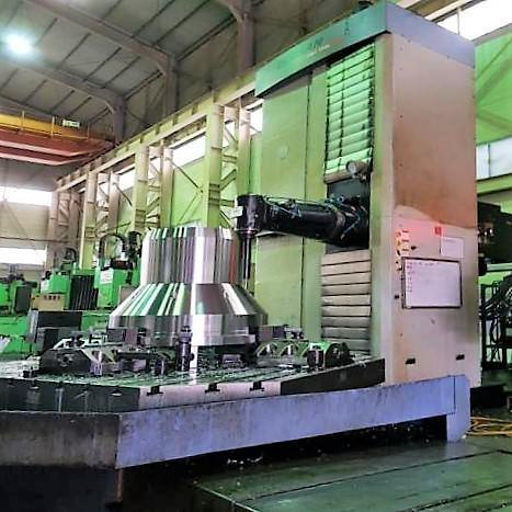 5.12-Doosan-DBC-130L-CNC-Table-Type-Horizontal-Boring-Mill