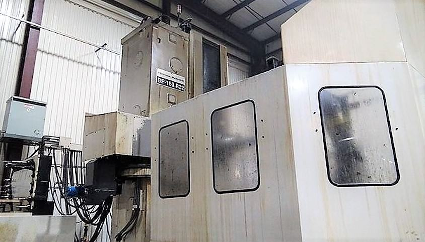 Toshiba-5.9-CNC-BP-150.R22-CNC-Table-Type-Horizontal-Boring-Mill