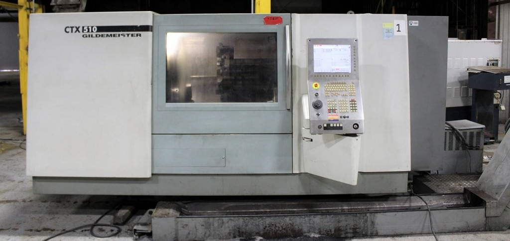 Gildemeister-CNC-Turning-Center