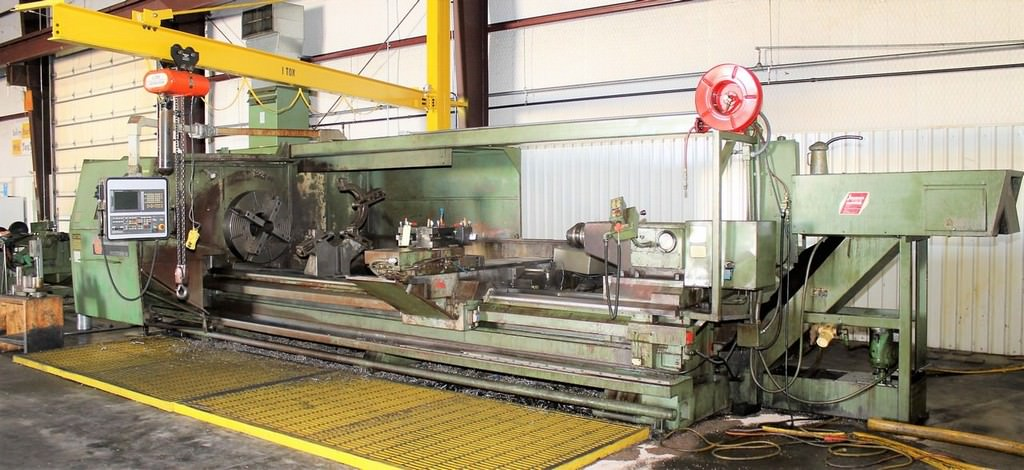 Lodge-&-Shipley-Profiturn-33-x-160-CNC-Lathe-With-12.5-Hole