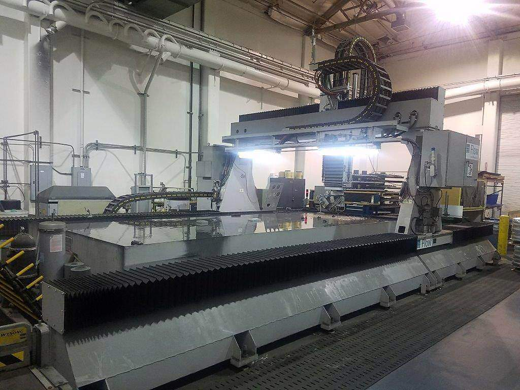 Flow-AF-Series-5-Axis-CNC-Water-Jet-Cutting-System