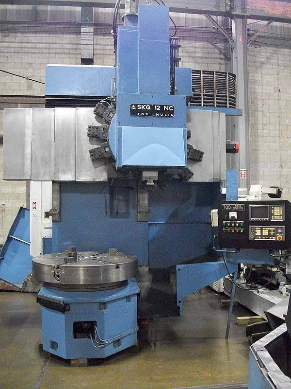 49-TOS-SKQ-12-NC-CNC-Vertical-Turning-Center