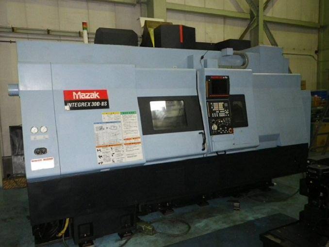 MAZAK-INTEGREX-300-III-Multi-axis-Turning-Center