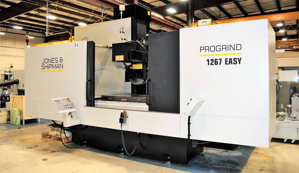 Jones-&-Shipman-ProGrind-1267-Easy-CNC-Surface-Grinder