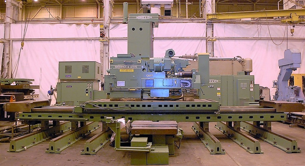 6-Giddings-&-Lewis-CNC-Table-Type-Horizontal-Boring-Mill
