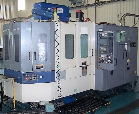 Mori-Seiki-SH-400-CNC-Horizontal-Machining-Center