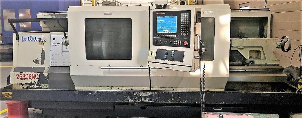 Willis-2680-ENC-CNC-Lathe