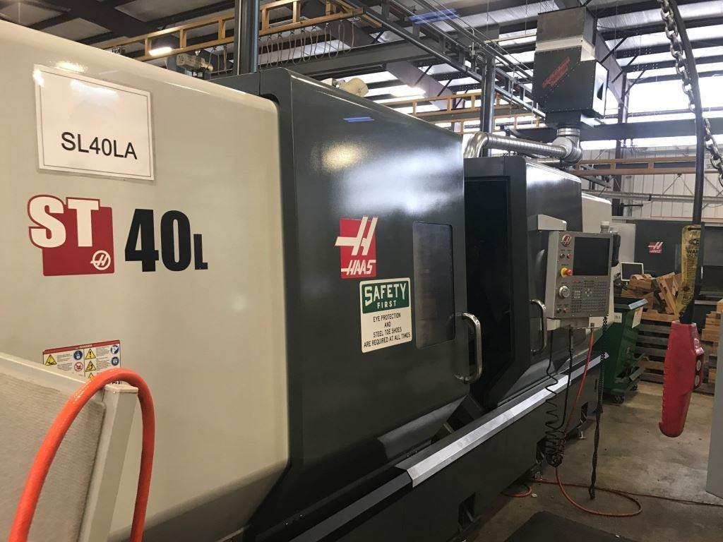 HAAS-ST-40L-Big-Bore-CNC-Turning-Center