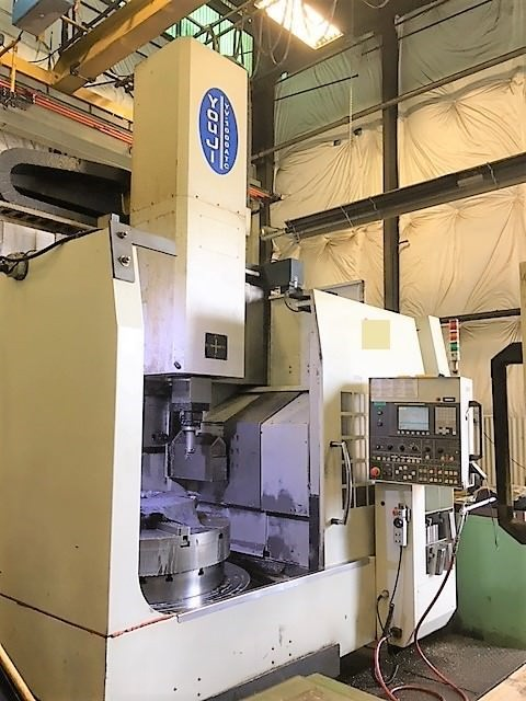 YOU-JI-YV-1000-ATC-39-CNC-Vertical-Turning-Center