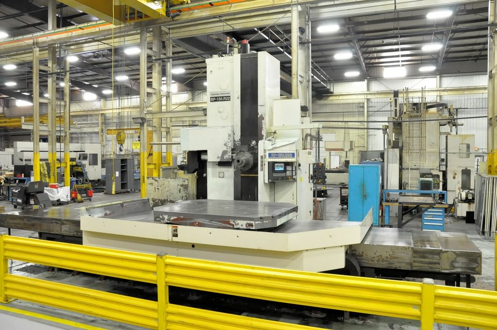 6-Toshiba-BP-150.R22-CNC-Table-Type-Horizontal-Boring-Mill