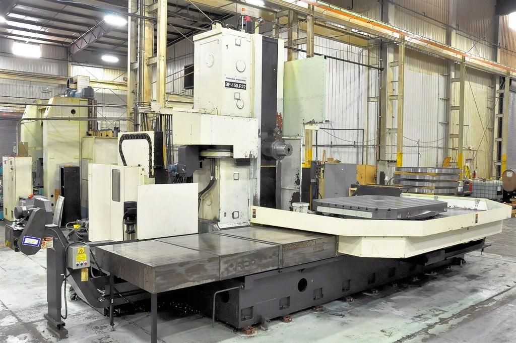 6-Toshiba-BP-150.R22-CNC-Table-Type-Horizontal-Boring-Mill