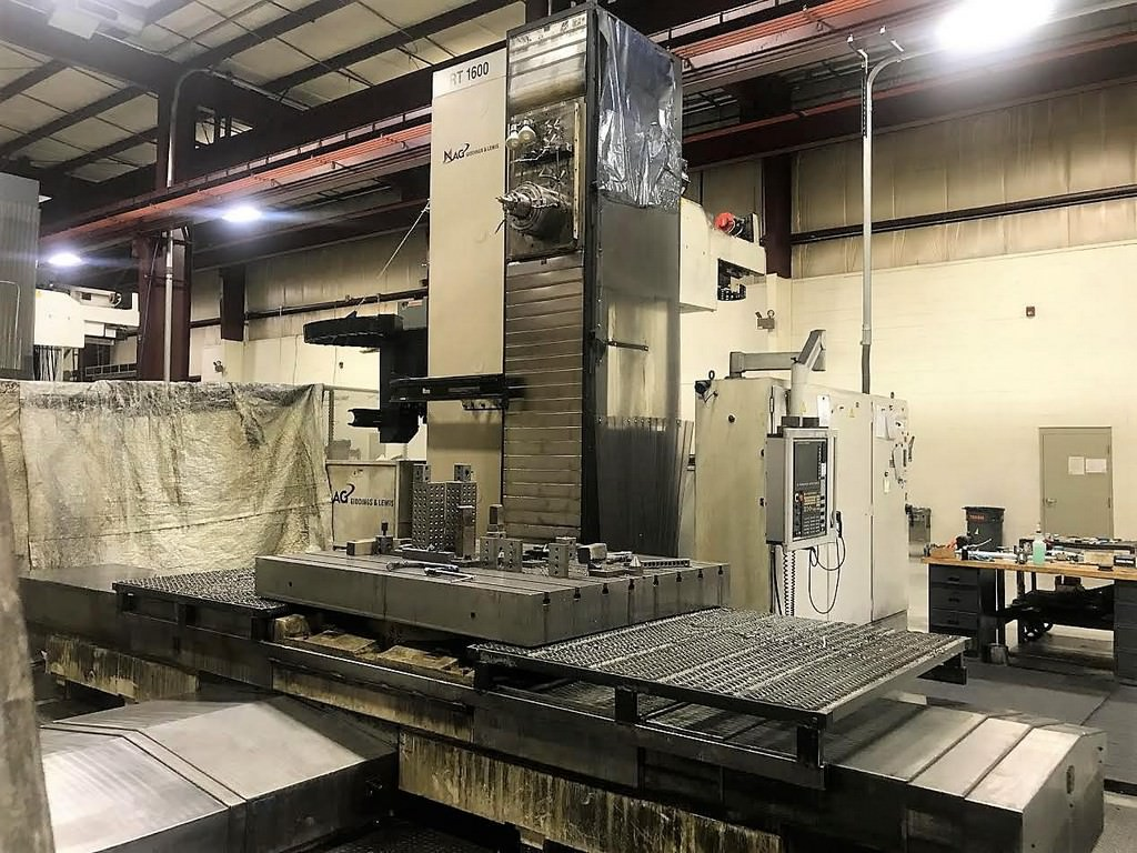 6.1-Giddings-&-Lewis-RT-1600-CNC-Table-Type-Horizontal-Boring-Mill