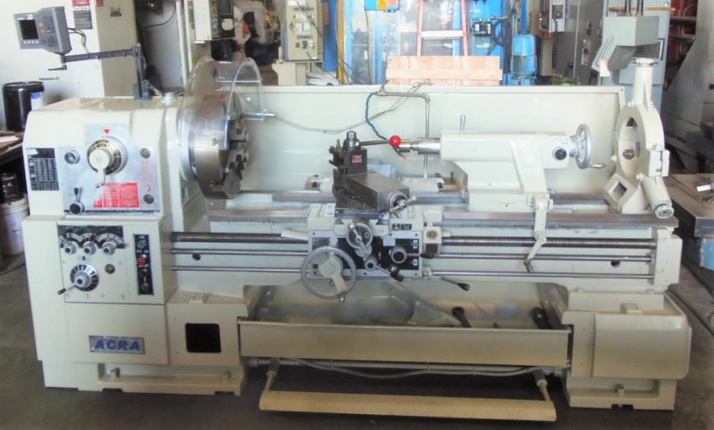 Acra-Model-2260-Engine-Lathe