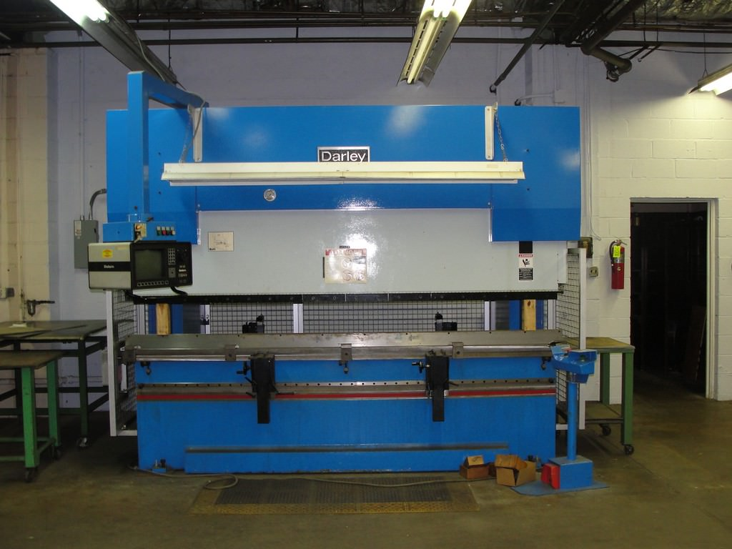165-Ton-Darley-EHP150-31-25-10-Axis-CNC-Hydraulic-Press-Brake