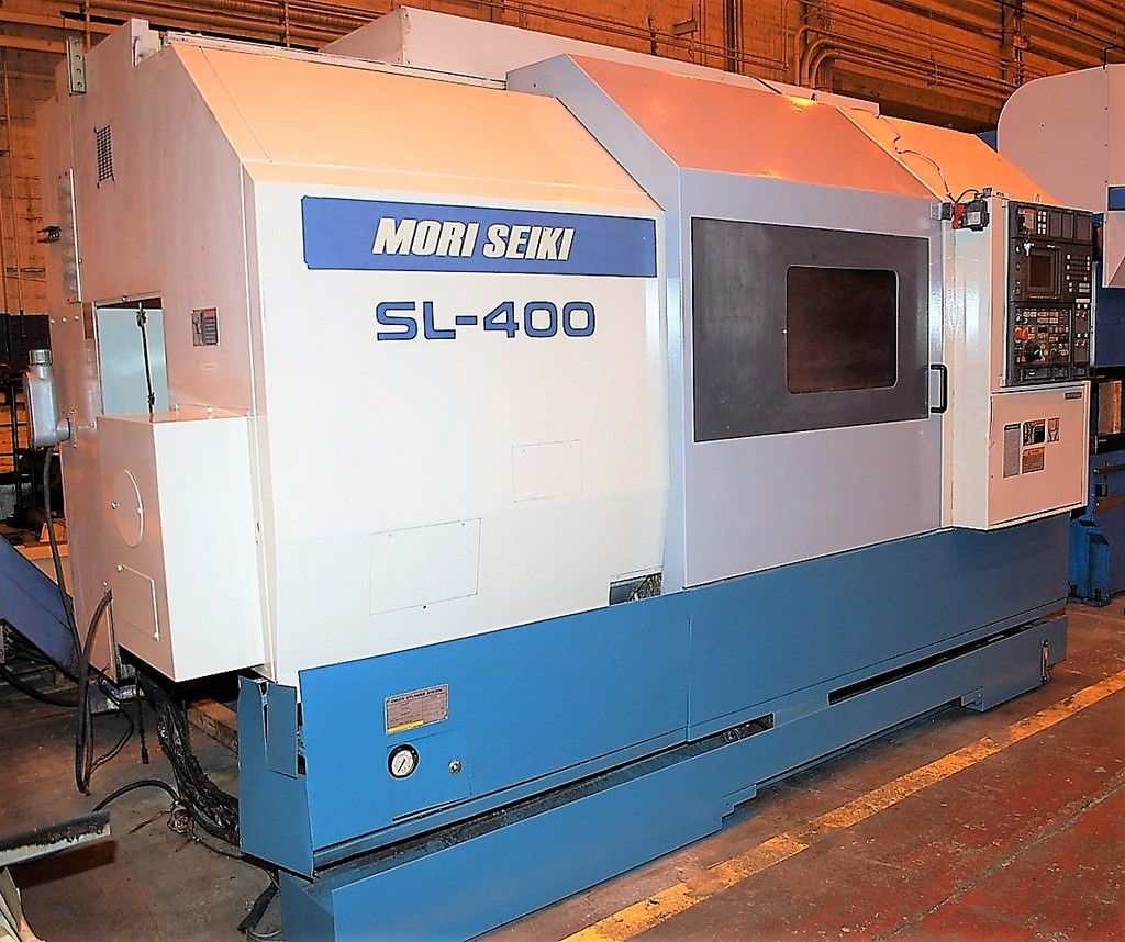 Mori-Seiki-SL-400B-CNC-Turning-Center