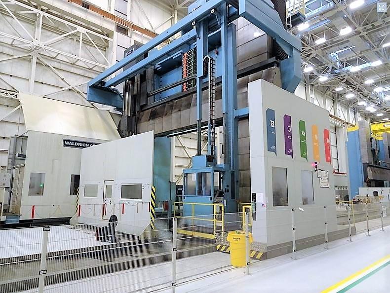 Waldrich-Coburg-PowerTec-8000-AG-S2-CNC-Gantry-Milling-Machine