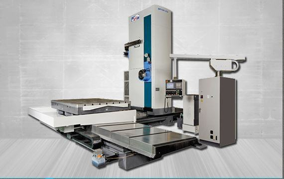 SNK-BP130-3.5-5.12-CNC-Table-Type-Horizontal-Boring-Mill