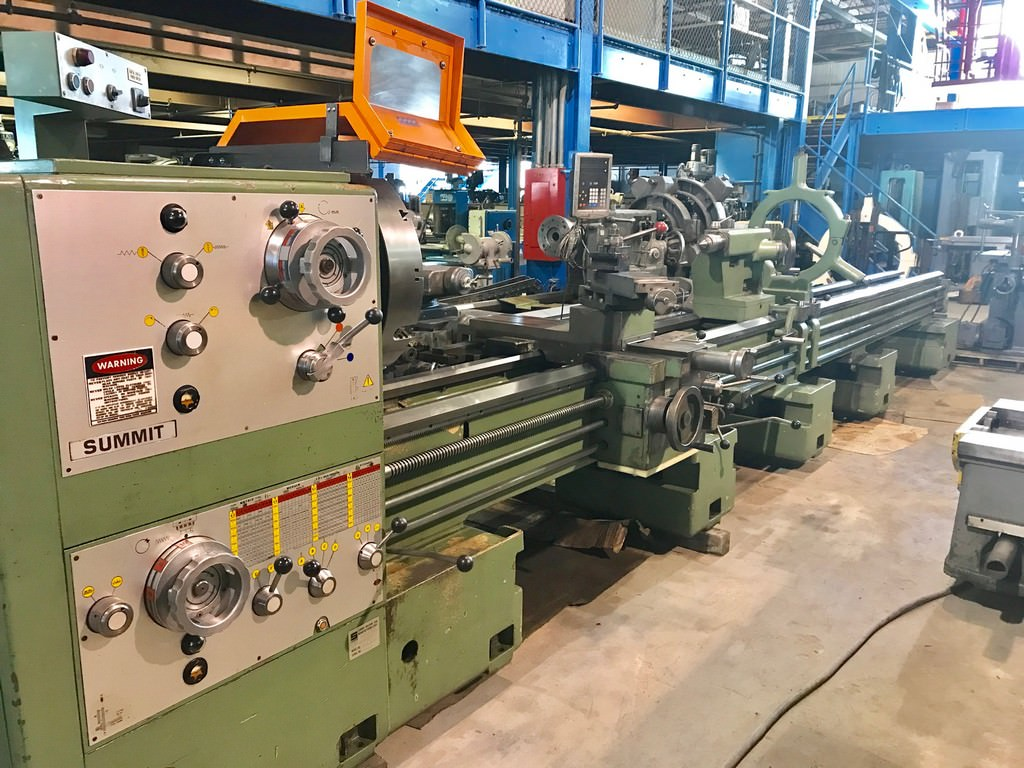 32-x-240-Summit-Model-30-4x240-Engine-Lathe