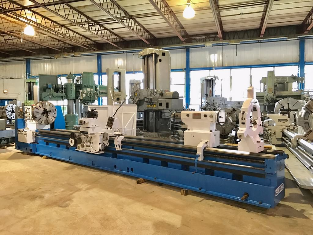 43-x-240-Poreba-Model-TRP110-6M-Engine-Lathe