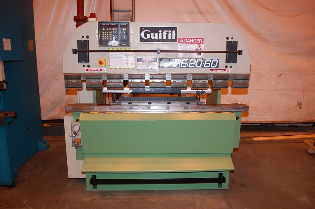guifil pe20 60 66 ton cnc up acting hydraulic press brake brakes rh prestigeequipment com Small Press Brake Cincinnati Press Brake Parts