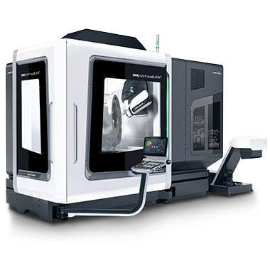 DMG-MORI-DMU-125P-DuoBlock-5-Axis-Universal-Machining-Center