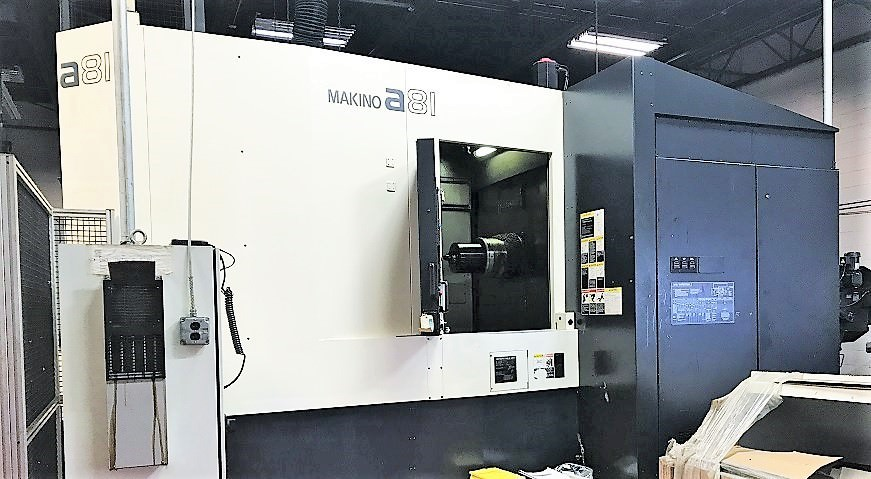 Makino-A81-Machining-Cell