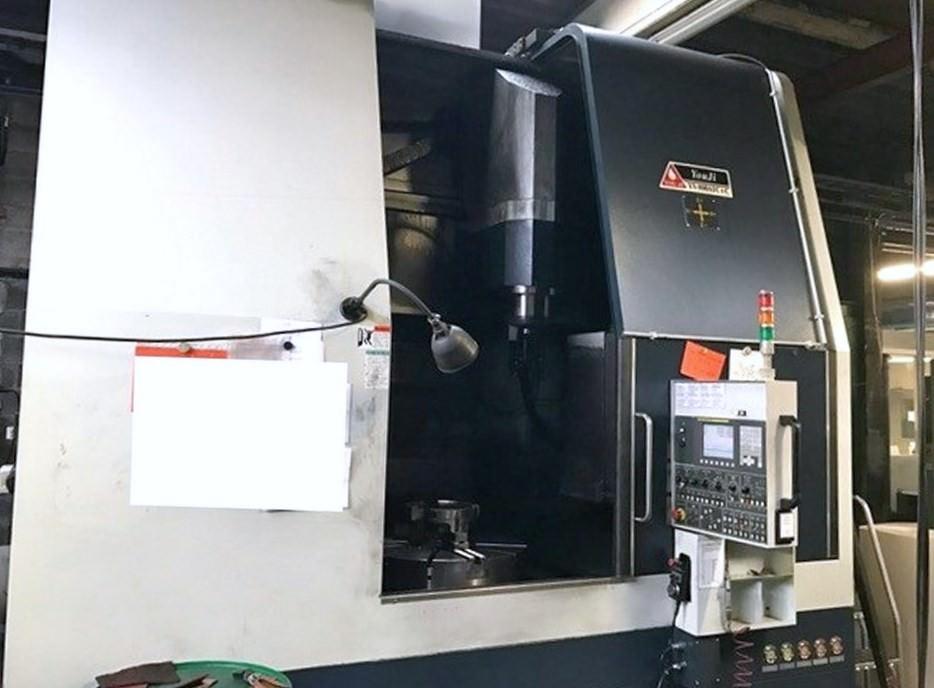 YOU-JI-YV800-ATC+C-31.5-CNC-Vertical-Boring-Mill