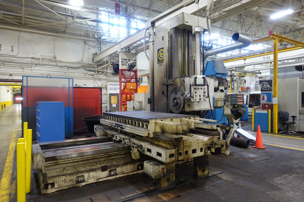 5-Giddings-&-Lewis-65-H5-T-Table-Type-Horizontal-Boring-Mill