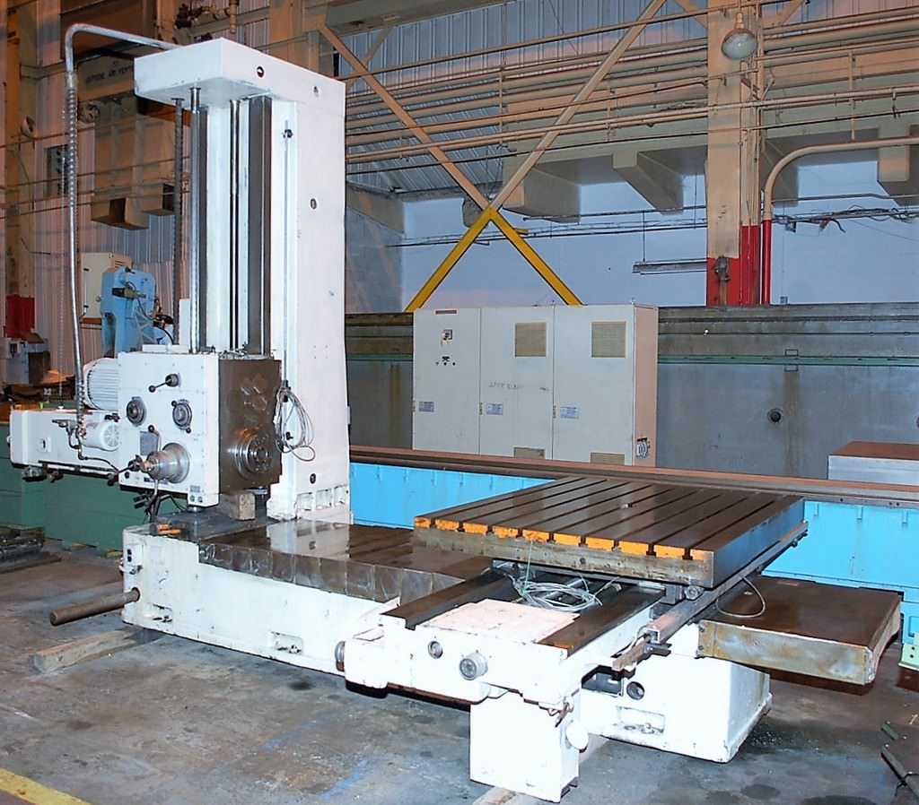 4-Supermill-MDR110-Table-Type-Horizontal-Boring-Mill