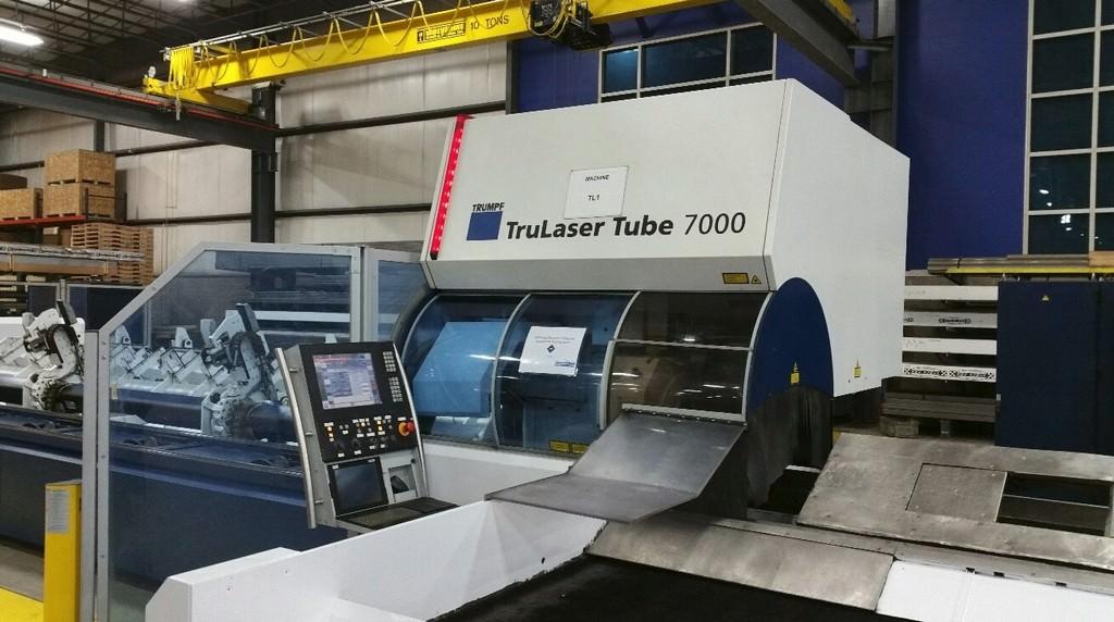 trumpf 3600 watt trulaser tube 7000 cnc tube laser lasers fiber rh prestigeequipment com TRUMPF Laser Repair TRUMPF 3030 Manual