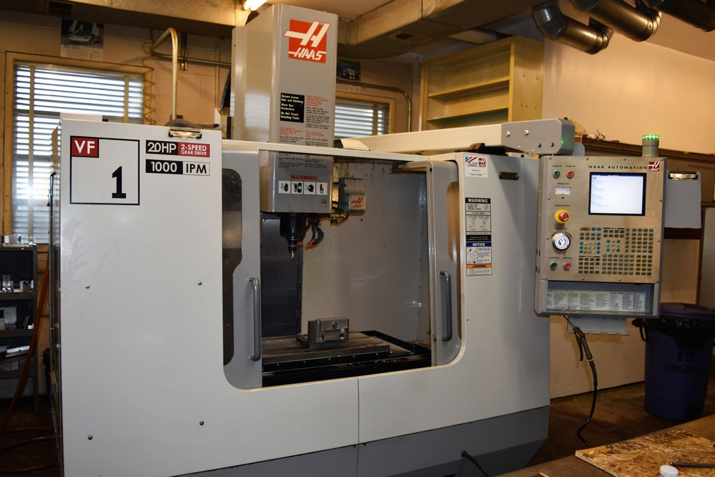 HAAS-VF-1B-CNC-Vertical-Machining-Center