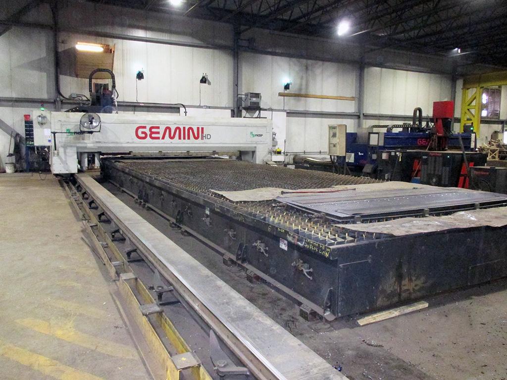Ficep-Gemini-HD36-12-x-40-CNC-Plasma-Cutting-System