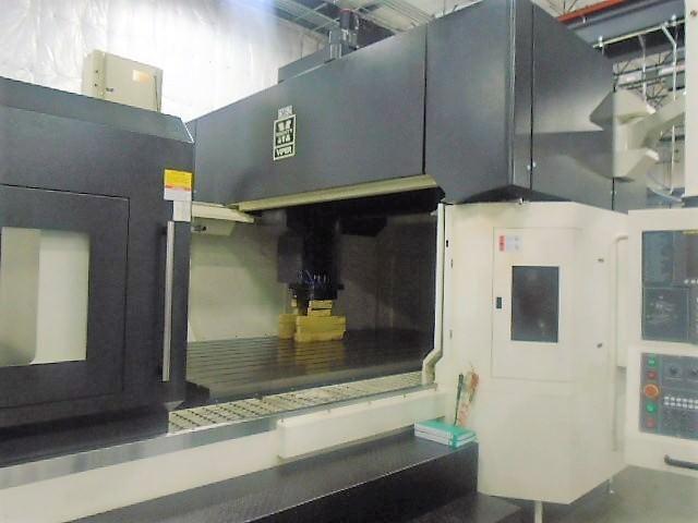 VIPER-KMC4127-CNC-Double-Column-Machining-Center