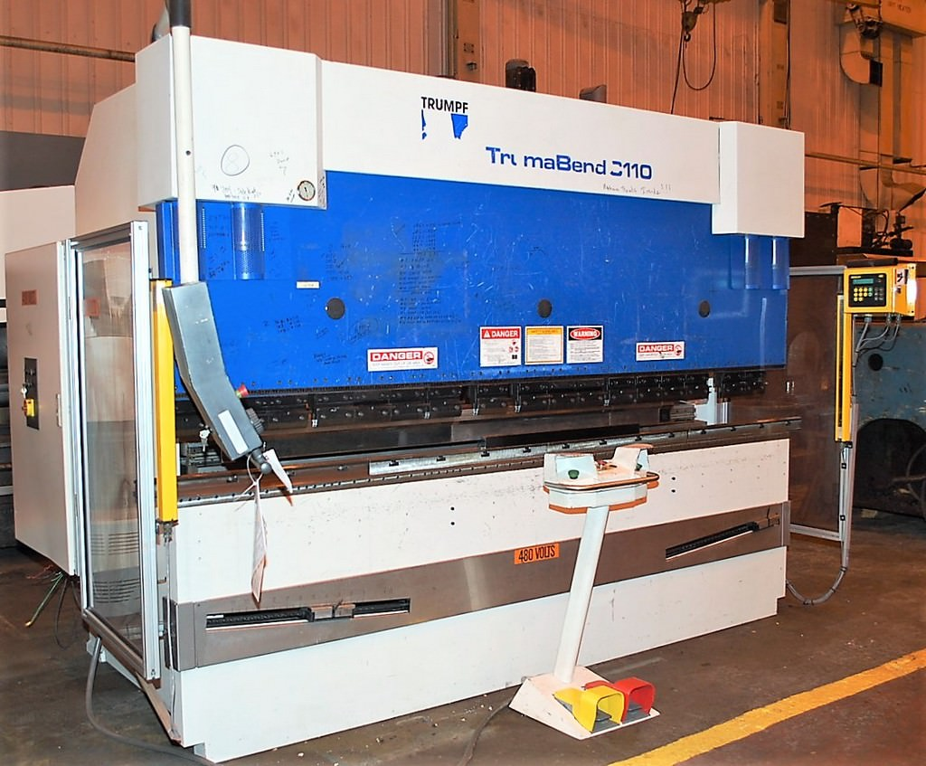 Trumpf-Trumabend-C110-121-Ton-x-122-6-Axis-CNC-Press-Brake