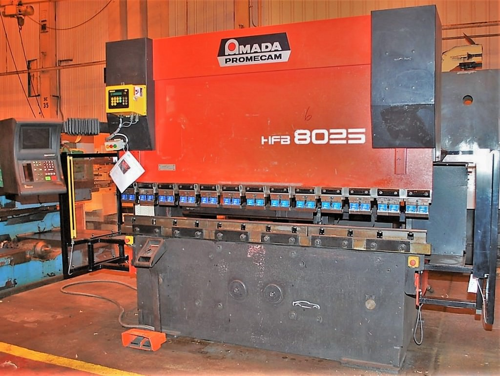 Amada-HFB-8025-88-Ton-x-100-4-Axis-Down-Acting-CNC-Press-Brake