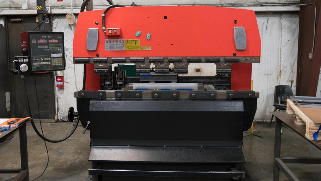 Amada-RG-50-CNC-Up-Acting-Hydraulic-Press-Brake