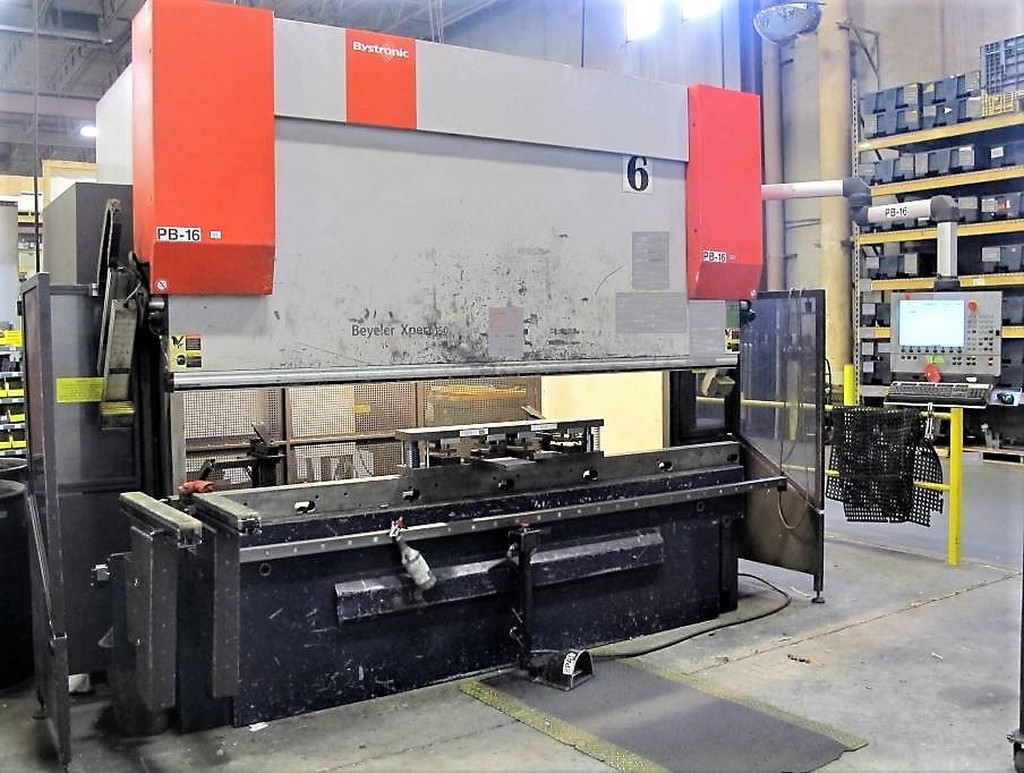Bystronic-Beyler-Xpert-150x3100-165-Ton-8-Axis-CNC-Press-Brake