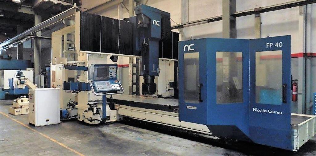 Nicolas-Correa-FP-40-40S-5-Axis-CNC-Bridge-Mill