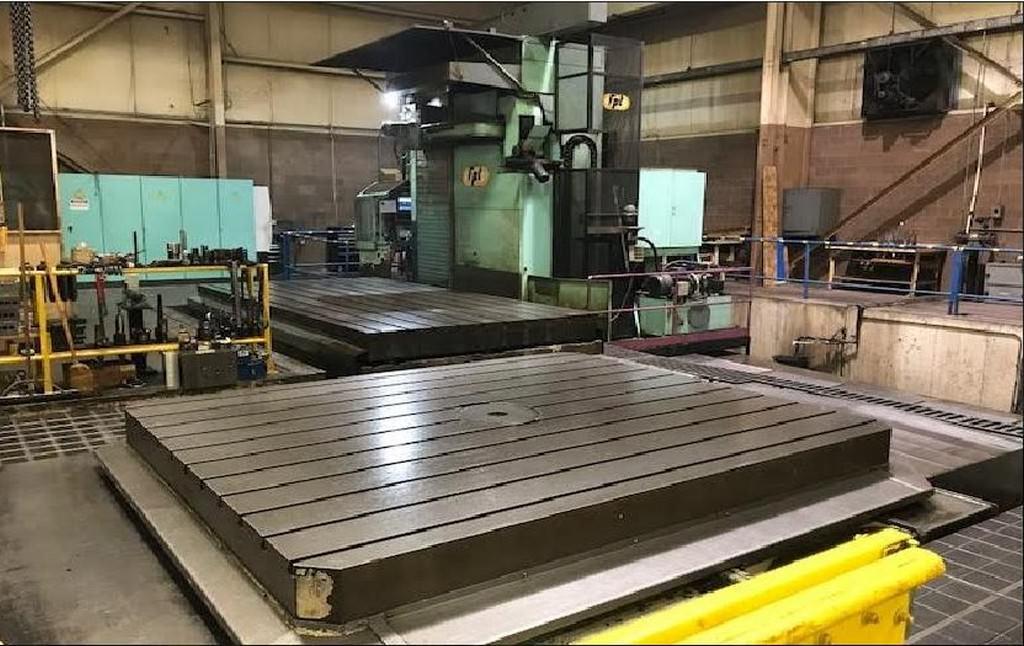 FPT-M-ARX-10-CNC-Travelling-Column-Horizontal-Boring-&-Milling-Machine