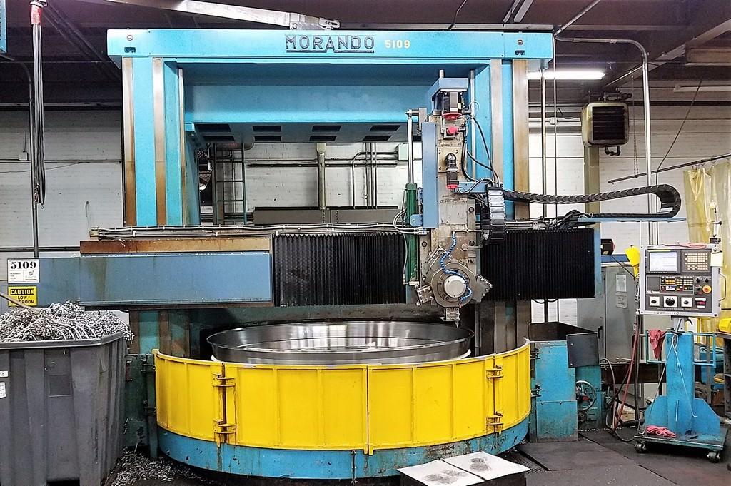 118-Morando-VS30-CNC-Vertical-Boring-Mill
