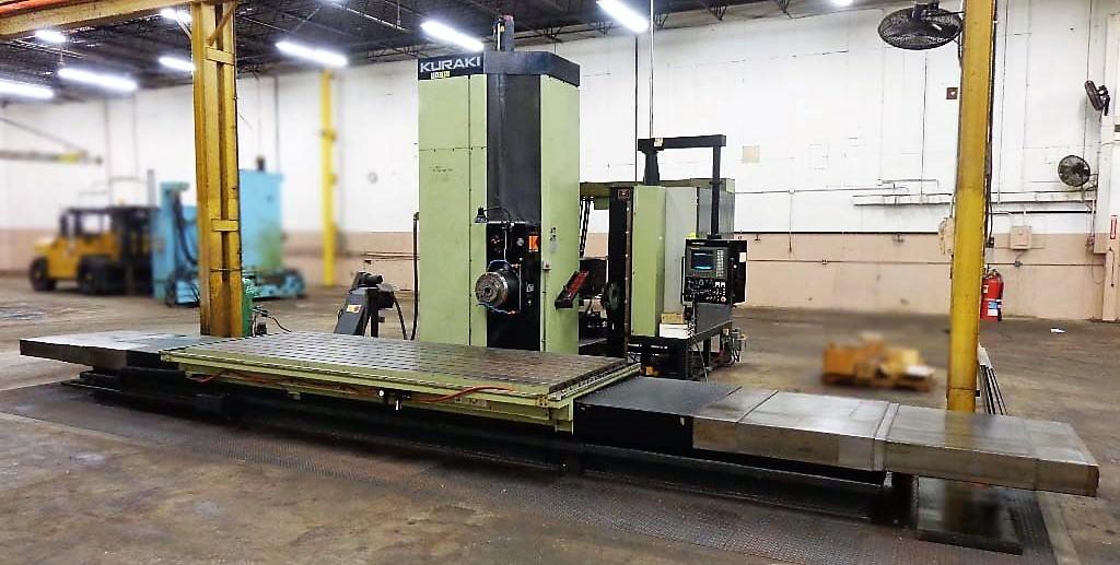 5.12-Kuraki-CNC-Table-Type-Horizontal-Boring-Mill