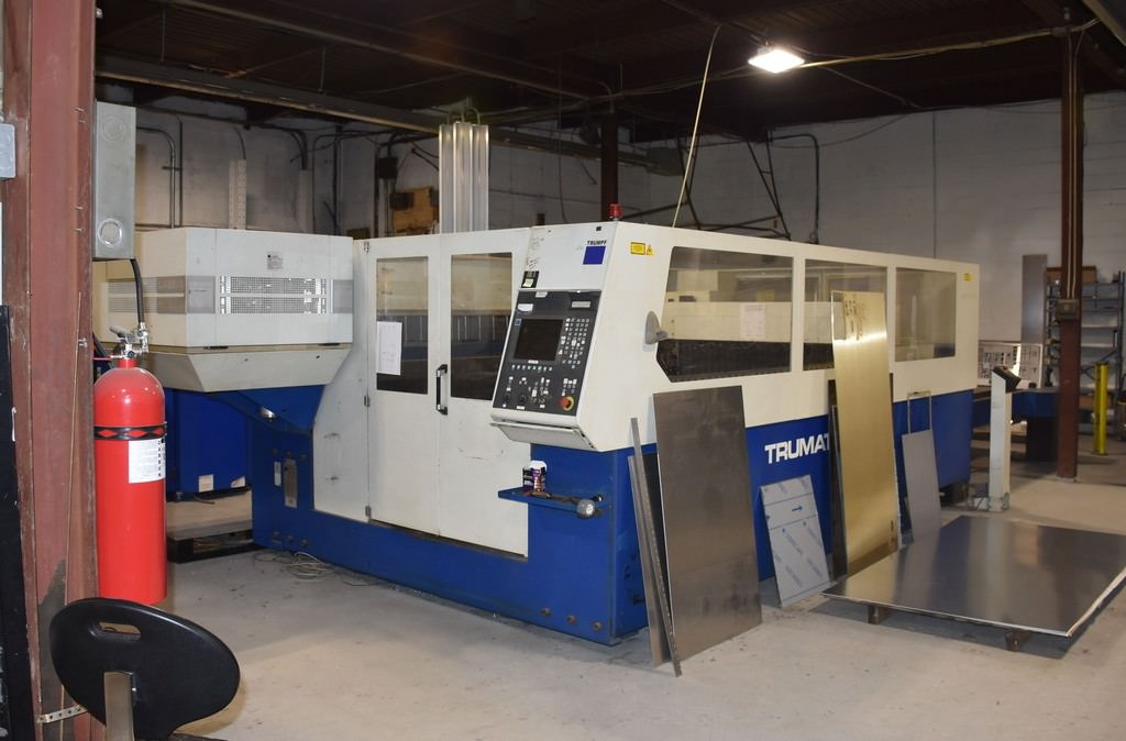 Trumpf-4000-Watt-L3030-CNC-Flying-Optic-Laser