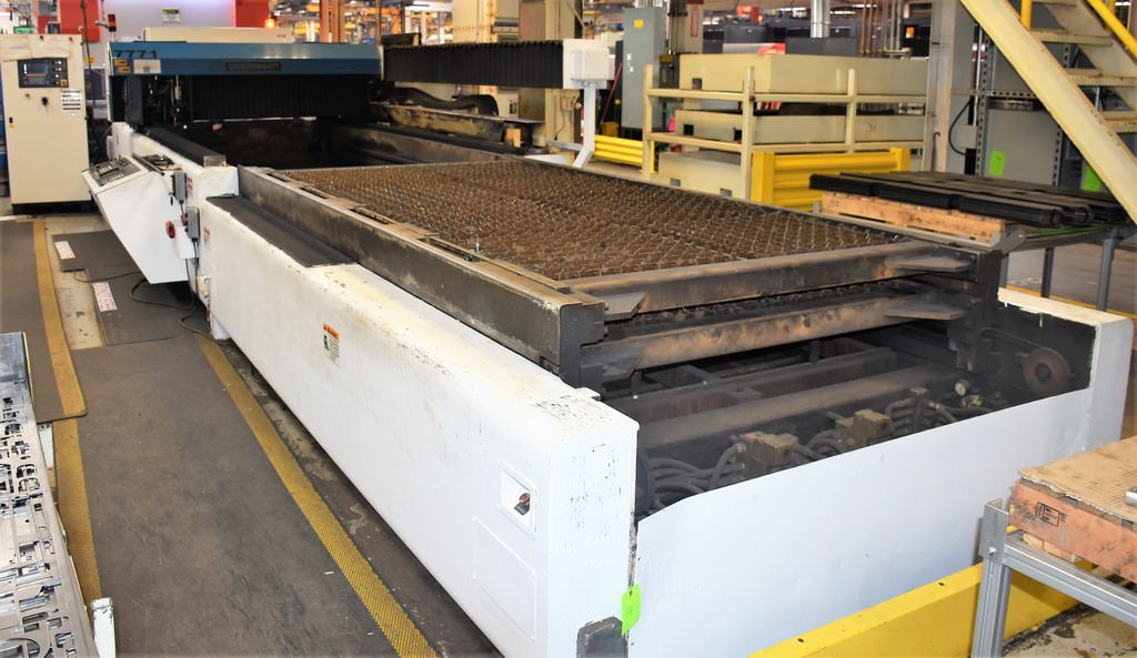 Cincinnati-CL-7-Dual-Pallet-CNC-Laser-Center