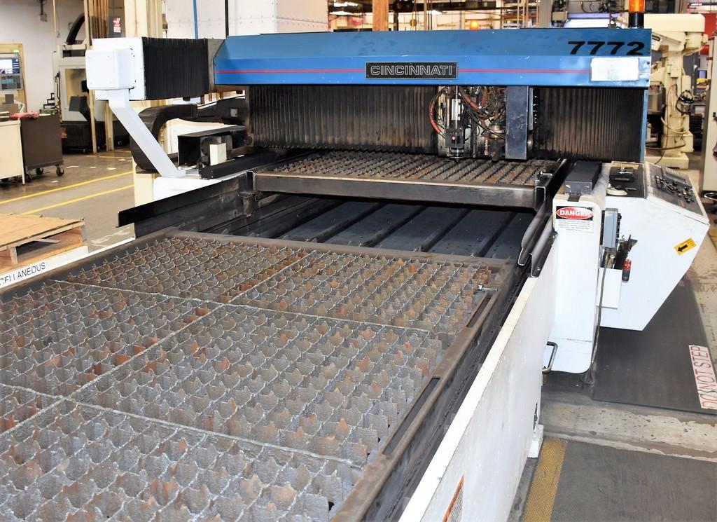 Cincinnati-CL-7A-Dual-Pallet-CNC-Laser-Center