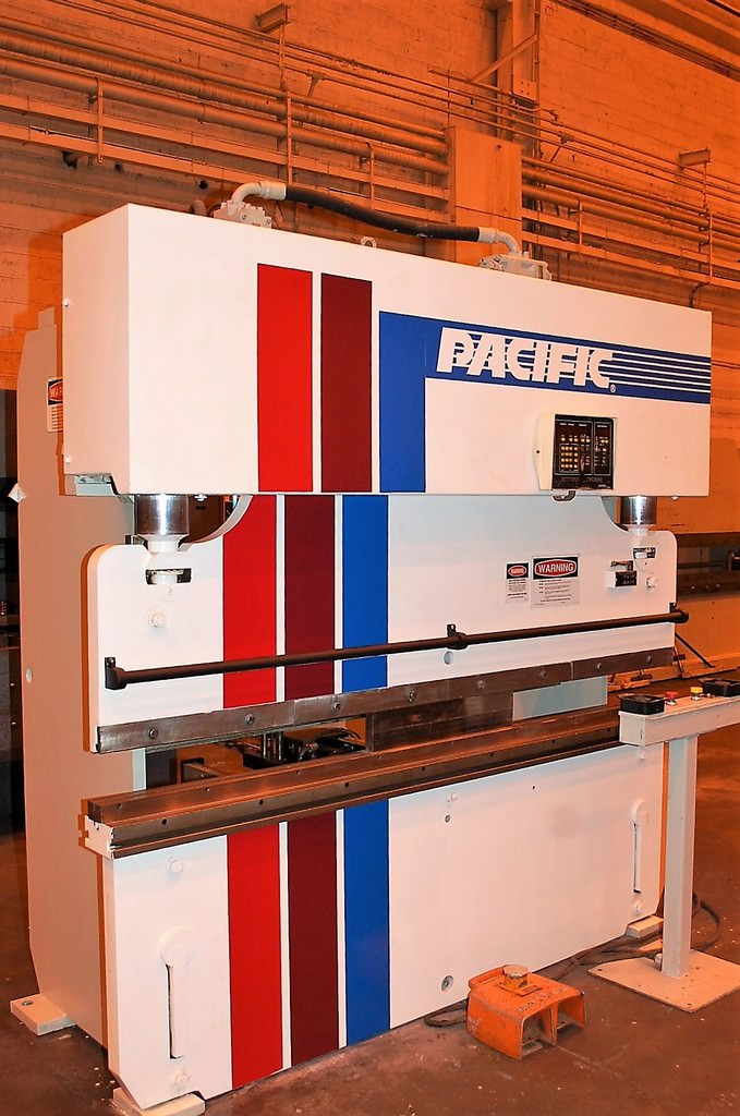 Pacific-J90-8-CNC-Hydraulic-Press-Brake