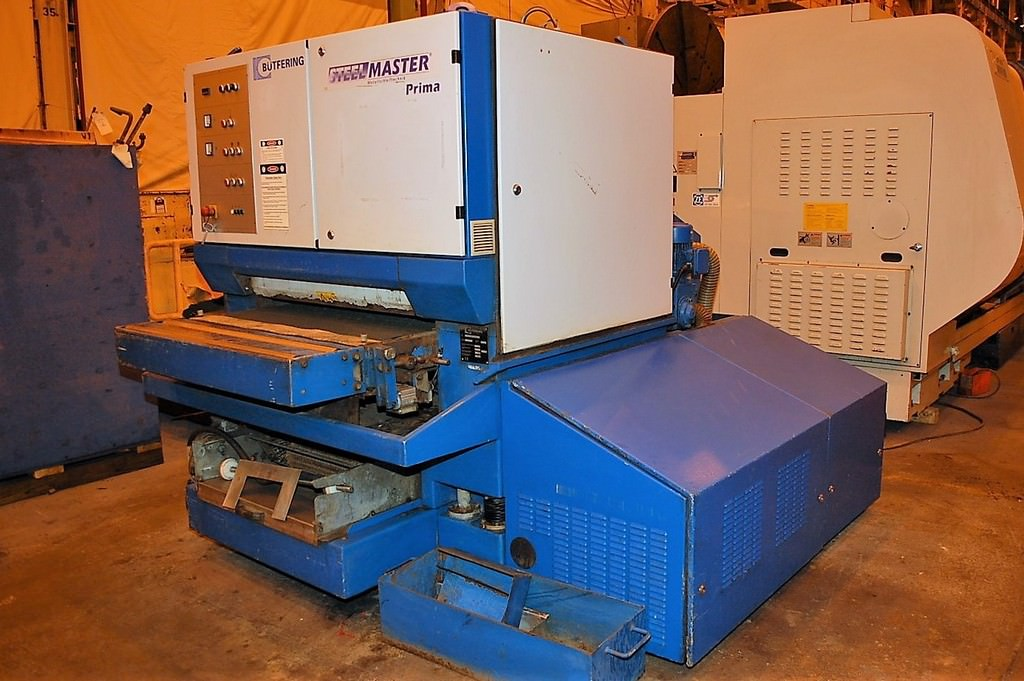 Steelmaster-37-Wet-Deburring-&-Finishing-Machine