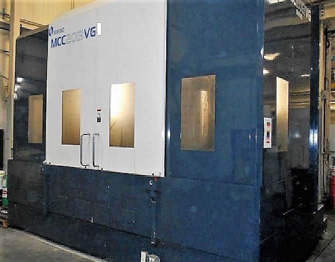 Makino-MCC-2013-VG-Horizontal-Machining-Center