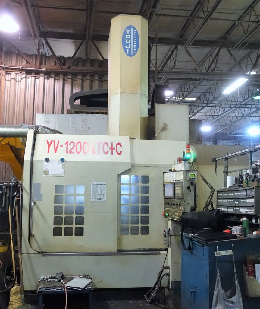 You-Ji-YV-1200-ATC+C-CNC-Vertical-Turning-Milling-Center