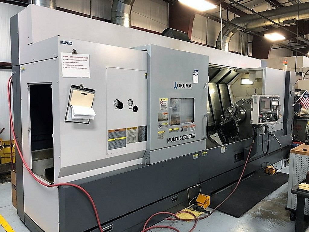 Okuma-Multus-B400-W-2000-CNC-Turning-Center
